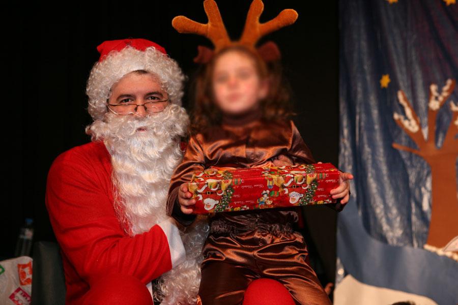 Χριστουγεννιάτικη εκδήλωση Βρεφικό
